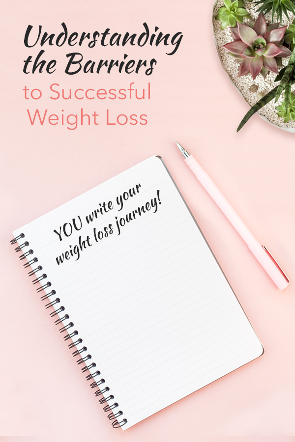 pinterest barriers to successful weight loss