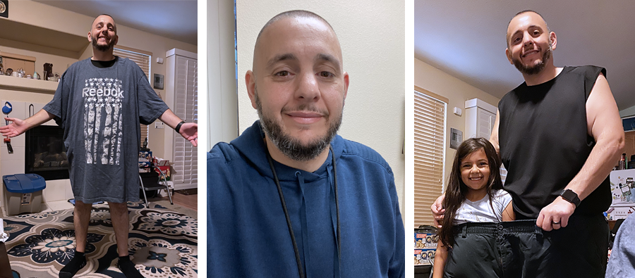 Before & After VSG with Steve T.