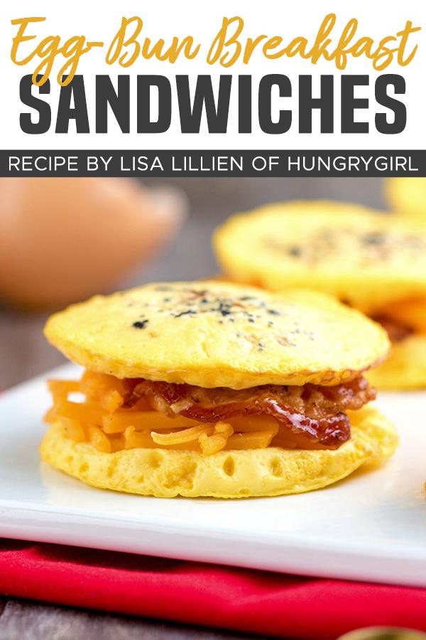 Pinterest Egg Bun Breakfast Sandwiches Recipe 1