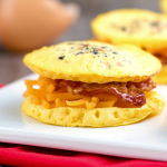 Egg-Bun Breakfast Sandwiches Recipe – Great for Meal Prep!