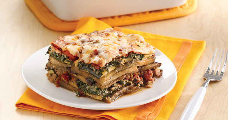 NEW Veggie Noodle-Free Lasagna 1