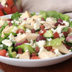 Greek Salad in a Jar Recipe, Shake Up Your Meal Plan