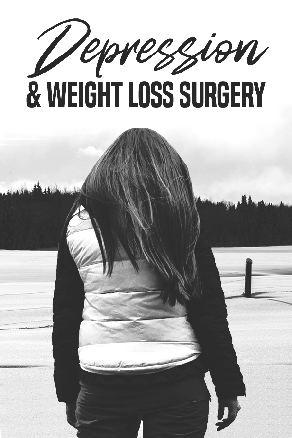 Living With Depression After Weight Loss Surgery : ObesityHelp