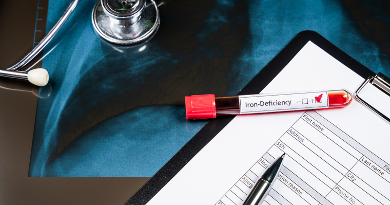 iron deficiency 4