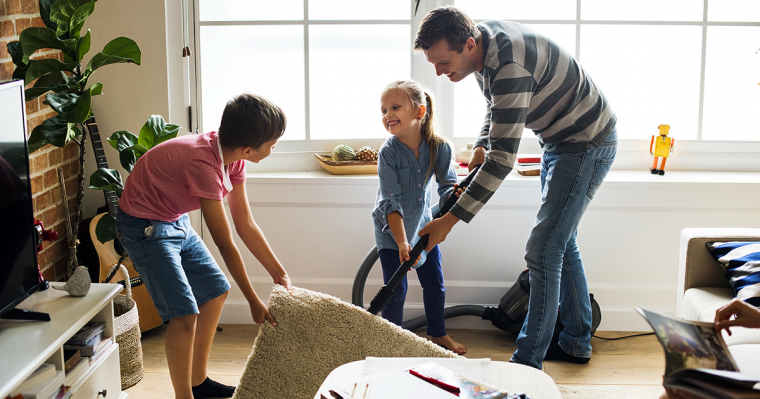Creative and Fun Ways to Stay Fit & Move at Home