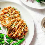 Chicken Zucchini Patties – a Burger Recipe with a Twist!