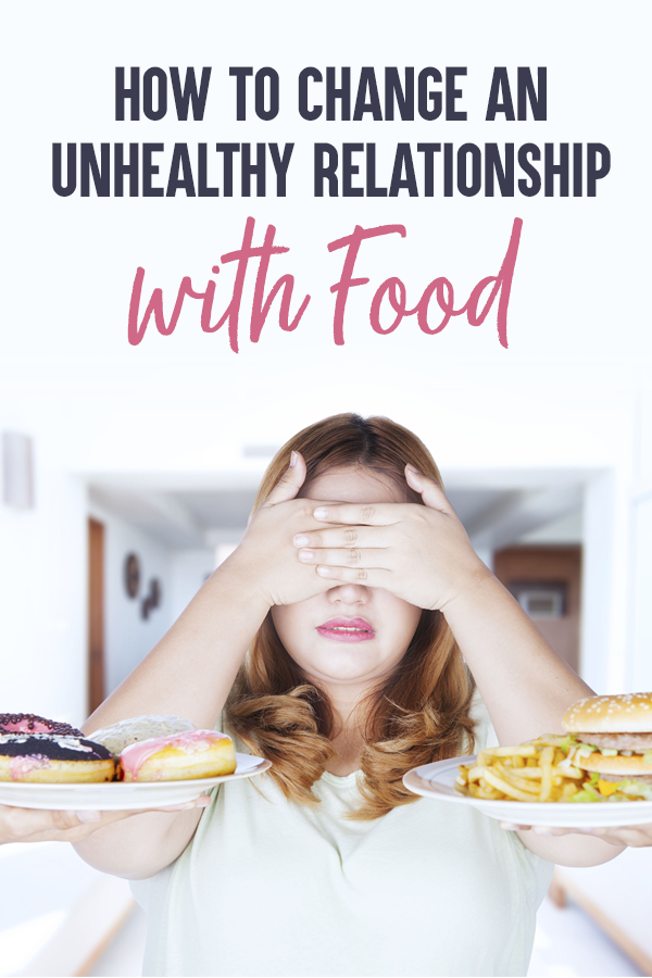 Pinterest Unhealthy Relationship With Food