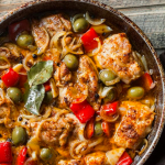 Slow Cooker Mediterranean Chicken Recipe