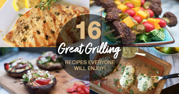 great grilling recipes