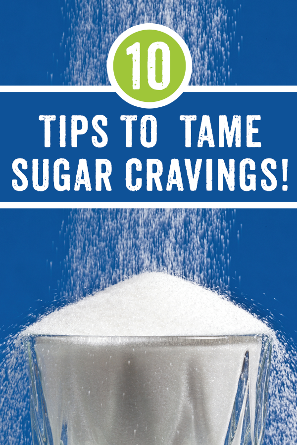 Tips to Take Sugar Cravings