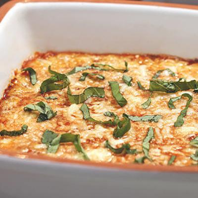 Lasagna Dip, Low-Carb Appetizer Recipes