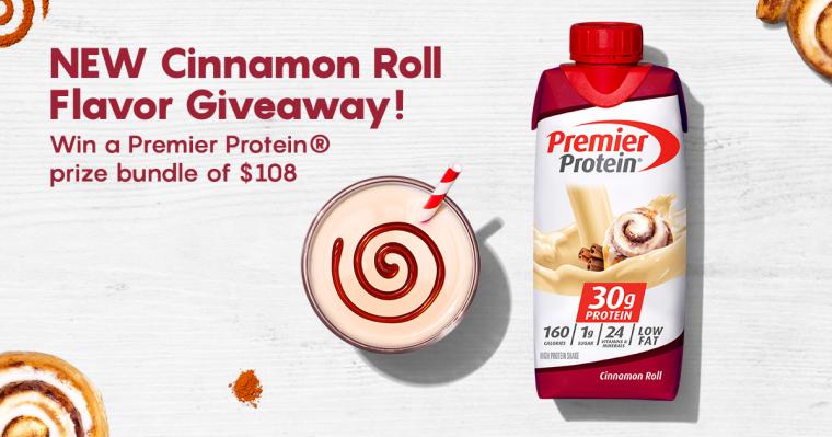 Cinnamon Roll Shake