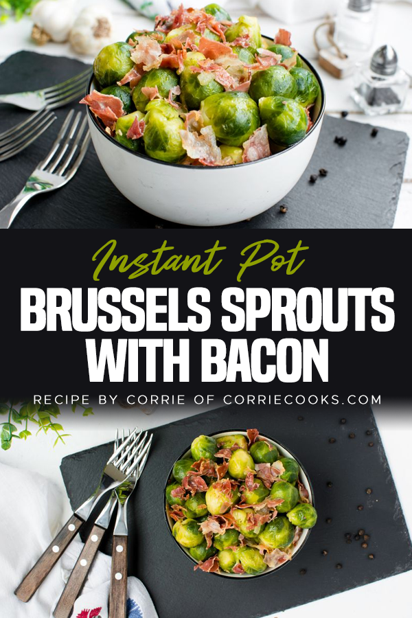 Pinterest Instant Pot Brussels Sprouts With Bacon