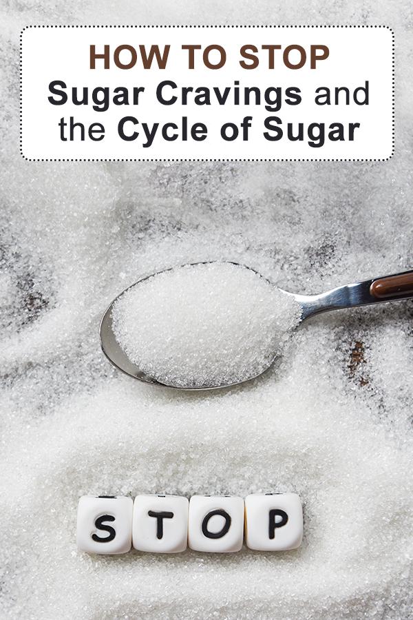 pinterest stop sugar cravings
