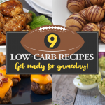 Get Ready for Game Day With These 9 Low-Carb Recipes!