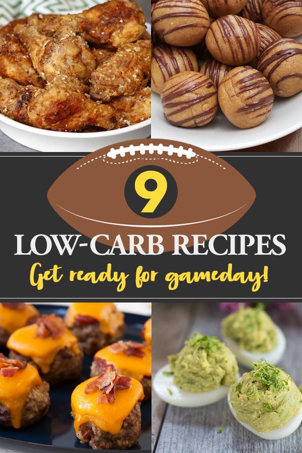 Pinterest Low-Carb Recipes