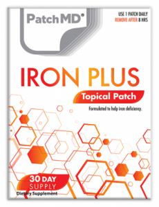 PatchMD Vitamin Patch Sale - Iron Patch