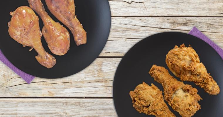 make comfort food healthier