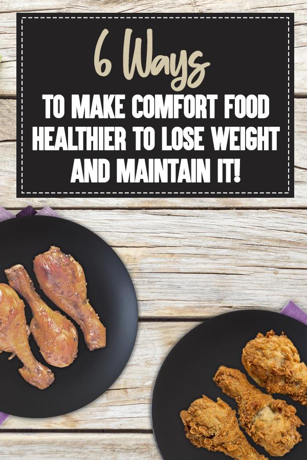 pinterest make comfort food healthier