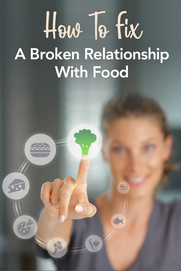 pinterest broken relationship with food