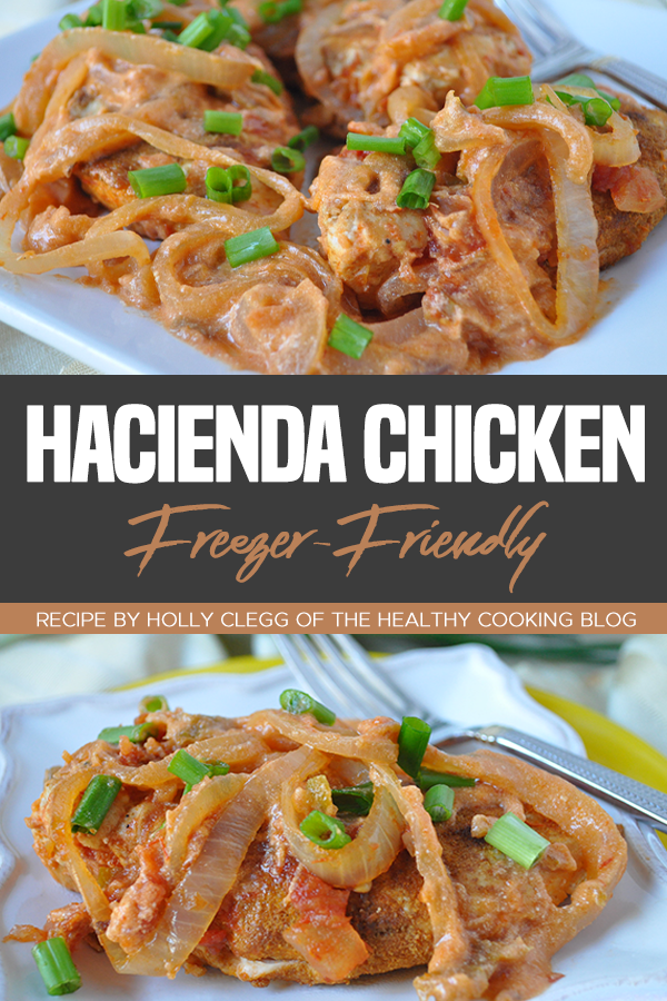 Pinterest Hacienda Chicken Recipe 2