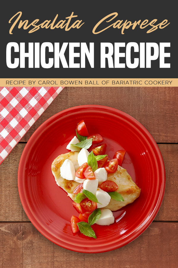 Insalata Caprese Chicken Recipe