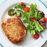 Parmesan-Crusted Pork Chop Recipe