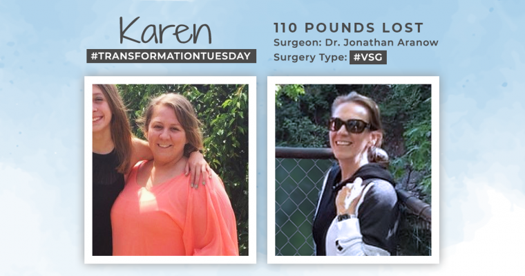 Before & After VSG with Karen Mack