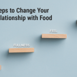 Steps to Change Your Relationship with Food