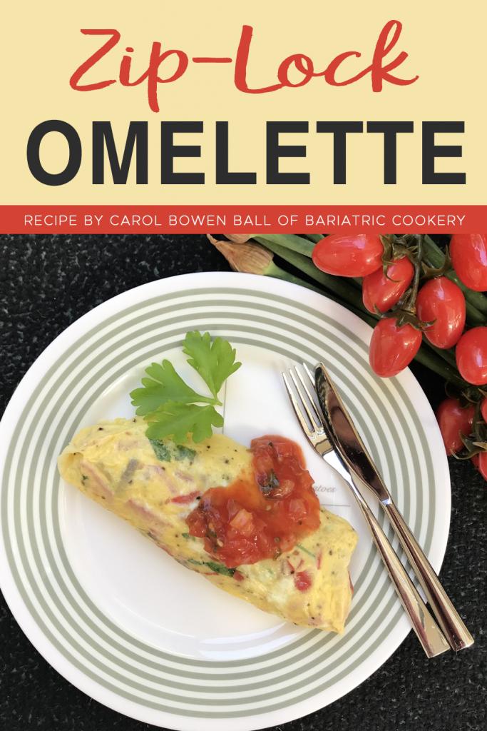 Zip-Lock Omelette Recipe