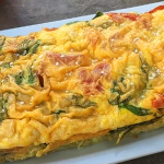 Low-Carb Omelette Breakfast Loaf Recipe + Low-Fat and Gluten-Free!